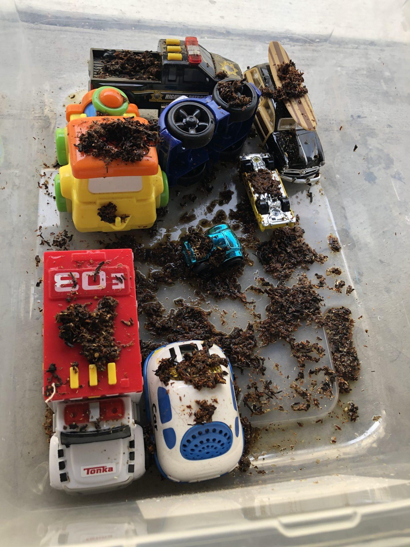 DIY Toy Carwash