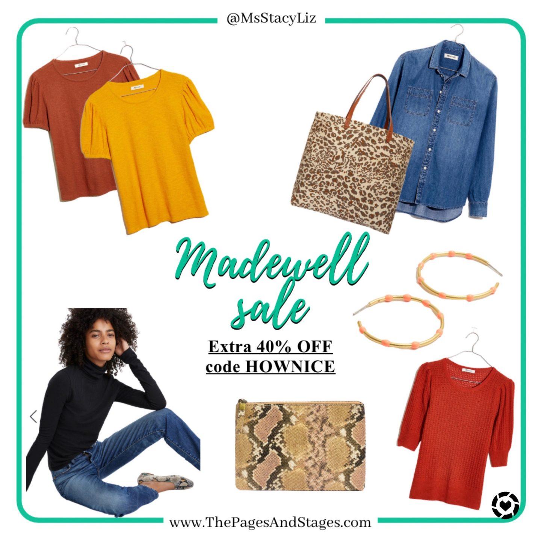 Madewell 40% Off