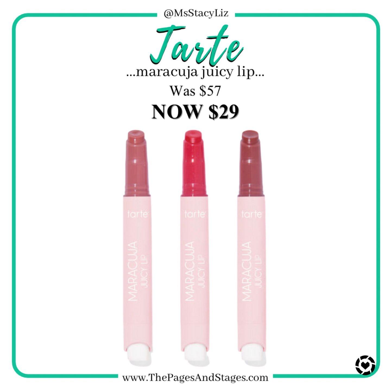 Tarte's Maracuja Juicy Lip