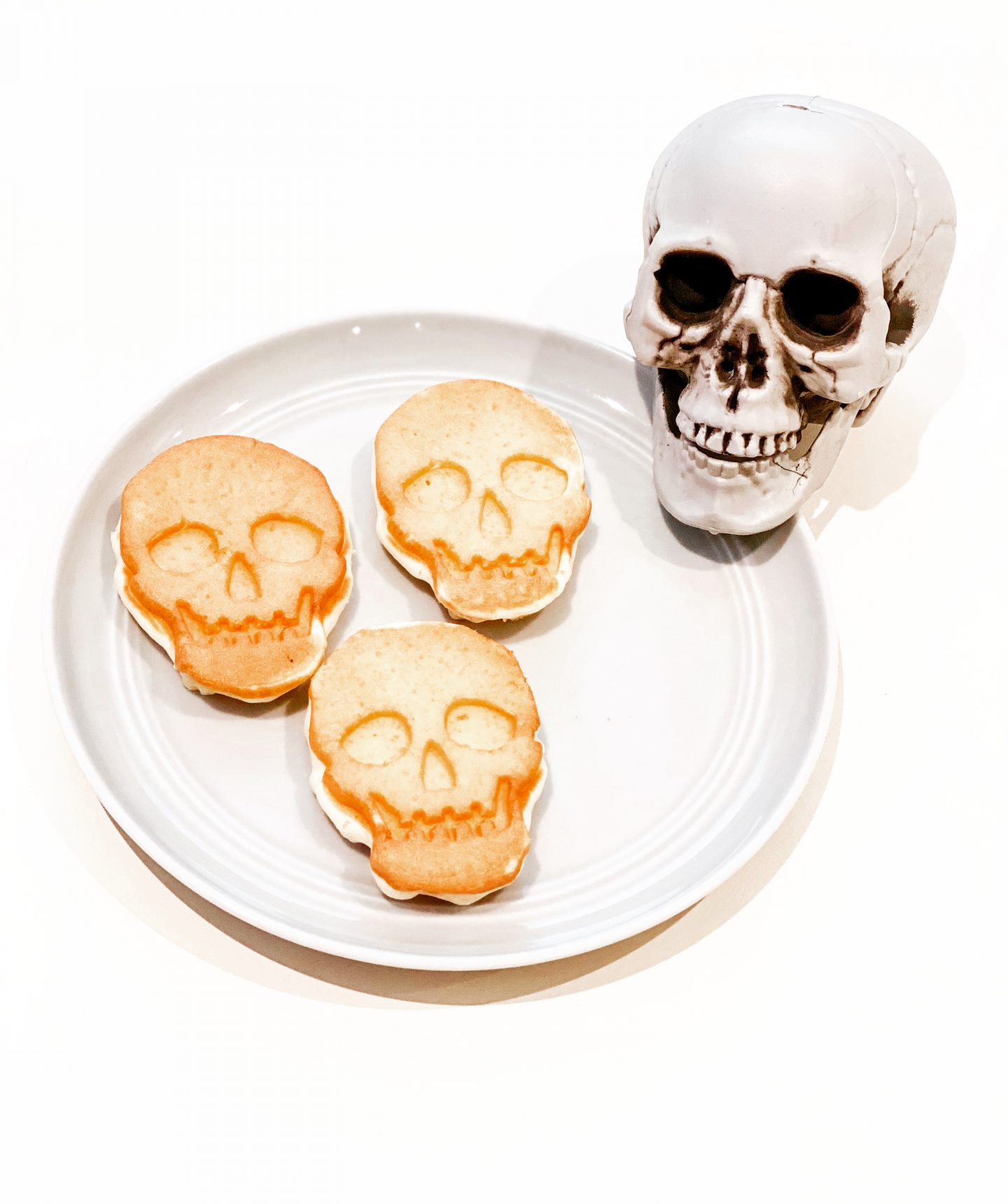 The cutest waffle irons for Halloween/Fall